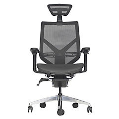 Silla gerencial skywire negra