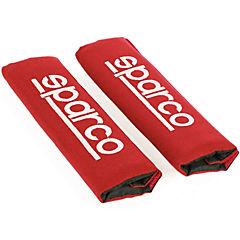 Cubre cinturón de seguridad rojo