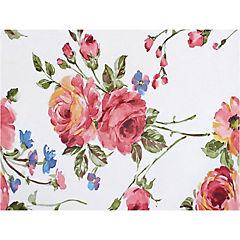 Set de individuales de papel 24 piezas, diseño Flores 2