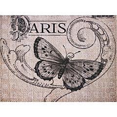 Set de individuales de papel 24 piezas, diseño Mariposas 6