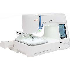 Máquina de coser y bordar