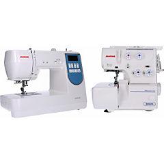 Combo máquinas de coser