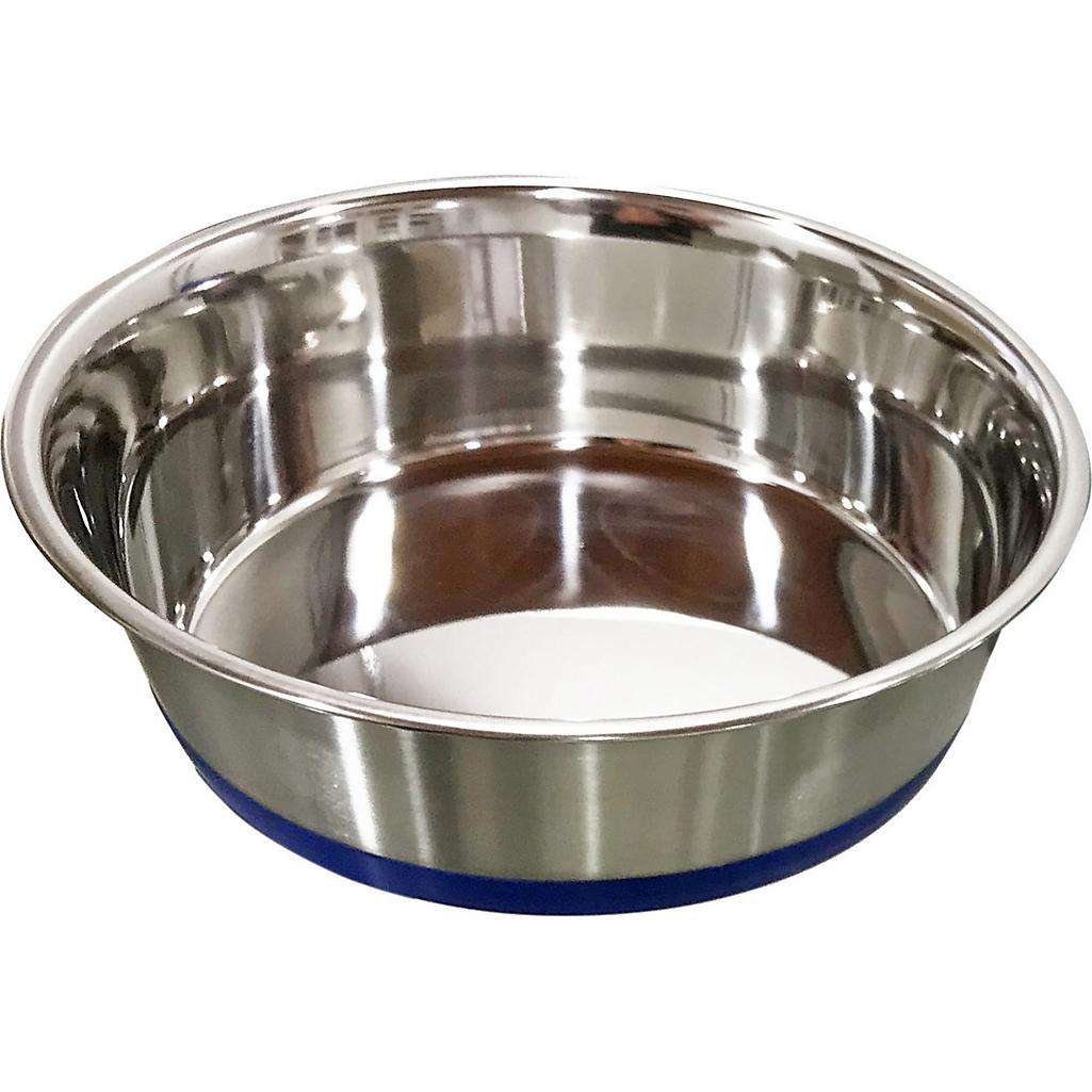 Plato acero inoxidable base caucho 1550 ml - Sodimac.com 0ce4a8ac3558