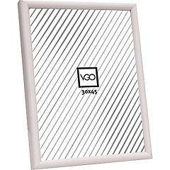Marco plástico 20x30 cm blanco