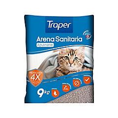 Arena sanitaria para gatos 9 kilos