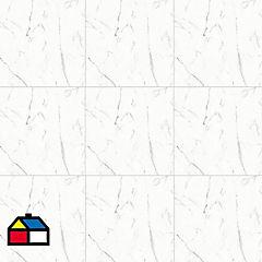 Cerámica blanco 62x62 cm 2,32 m2