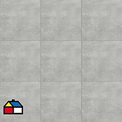 Cerámica gris 62x62cm 2,32 m2