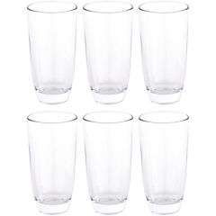 Set vasos altos 6 unidades