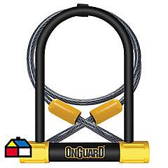 Candado Bicicleta Bulldog Medium Cable