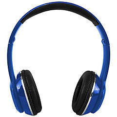 Audífono azul