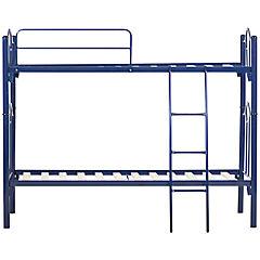 Camarote metal monte 1.5p azul