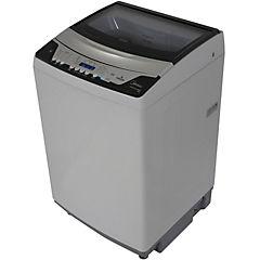 Lavadora carga superior 14 kg gris
