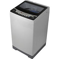Lavadora carga superior 9 kg gris