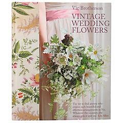 Libro floristería vintage weeding flowers