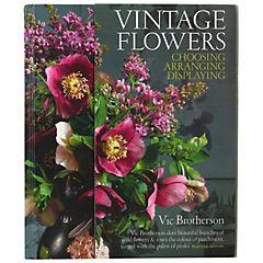 Libro floristería vintage flowers