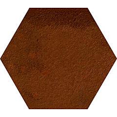 Cerámica 33x33 rojo 0,95 m2