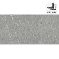 Porcelanato 30x60 gris 1,55 m2