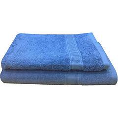 Toalla 45x90 cm Azul