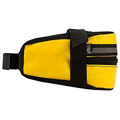 Bolso sillin impermeable amarillo