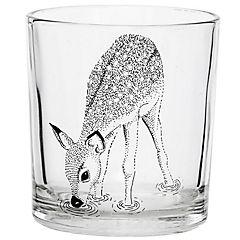 Vaso de vidrio bambi 250 ml