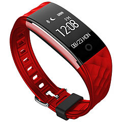 Banda Deportiva Smart Wristband SM22 rojo