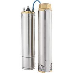 Electrobomba pozo profundo 1,5 HP 160 l/min