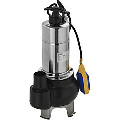 Bomba sumergible para aguas servidas 1,5 hp 220v