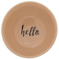 Bowl audrey decorativo 11,5x6,5 cm cerámica pestaNas