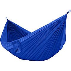 Hamaca Premium azul outdoor camping