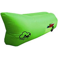 Sillón inflable Premium verde