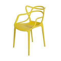 Silla niño 39x37x38 cm amarilla
