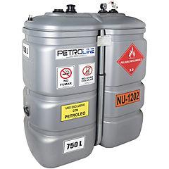 Estanque combustible tank in tank diesel generación 750 lts.