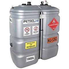 Estanque combustible tank in tank diesel generación 1.000 lts.