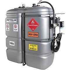 Estanque combustible tank in tank diesel 1000 l