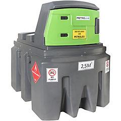 Estanque combustible fuel master diesel 2.500 lts.