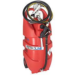 Estanque combustible emilcaddy gasolina 110 lts.