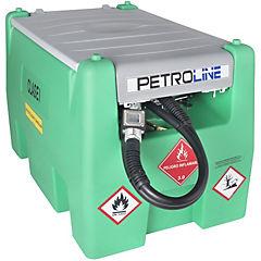 Estanque combustible carrytank gasolina 220 lts.