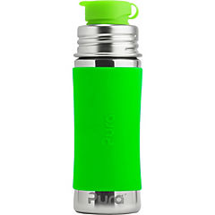 Botella acero inoxidable sport acero inoxidable 325 cc verde
