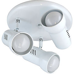 Foco 3 luces 60 W