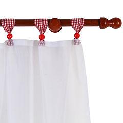 Cortina Cocina 120x135 cm 1 pieza