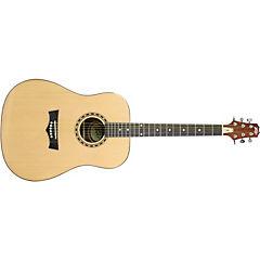 Guitarra acústica natural