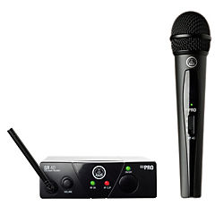 Micrófono inalámbrico c