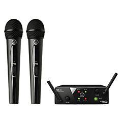 Micrófono inalámbrico doble
