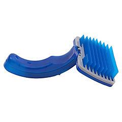Cepillo autolimopiable de plástico