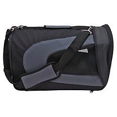 Bolso de transporte para perros y gatos ,negro, XL