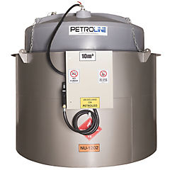 Estanque combustible isla tank diesel 10.000 lts./220 v