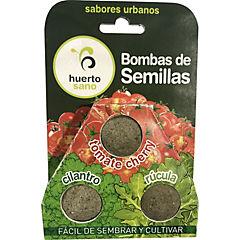 Bombas semillas