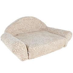 Cama tipo sofá para mascotas