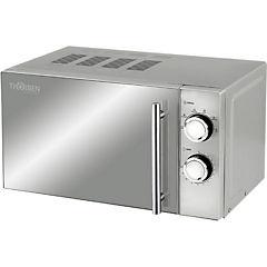 Horno microondas análogo 20 litros gris