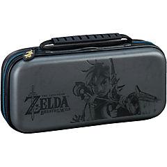 Estuche para consola Switch Zelda gris